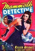 Mammoth Detective (1942-1947 Ziff Davis) Pulp Vol. 2 #2
