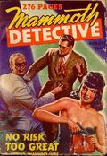 Mammoth Detective (1942-1947 Ziff Davis) Pulp Vol. 2 #4