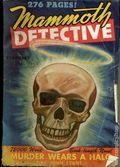 Mammoth Detective (1942-1947 Ziff Davis) Pulp Vol. 3 #1