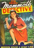 Mammoth Detective (1942-1947 Ziff Davis) Pulp Vol. 3 #2