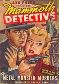 Mammoth Detective (1942-1947 Ziff Davis) Pulp Vol. 3 #4