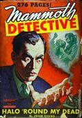 Mammoth Detective (1942-1947 Ziff Davis) Pulp Vol. 4 #1