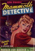Mammoth Detective (1942-1947 Ziff Davis) Pulp Vol. 4 #2