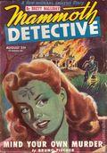 Mammoth Detective (1942-1947 Ziff Davis) Pulp Vol. 4 #3