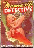 Mammoth Detective (1942-1947 Ziff Davis) Pulp Vol. 4 #4