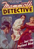 Mammoth Detective (1942-1947 Ziff Davis) Pulp Vol. 5 #1