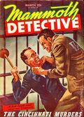 Mammoth Detective (1942-1947 Ziff Davis) Pulp Vol. 5 #2