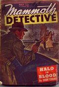 Mammoth Detective (1942-1947 Ziff Davis) Pulp Vol. 5 #3