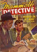 Mammoth Detective (1942-1947 Ziff Davis) Pulp Vol. 5 #4