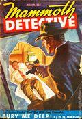 Mammoth Detective (1942-1947 Ziff Davis) Pulp Vol. 6 #3