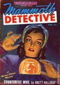 Mammoth Detective (1942-1947 Ziff Davis) Pulp Vol. 6 #6