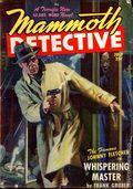 Mammoth Detective (1942-1947 Ziff Davis) Pulp Vol. 6 #7
