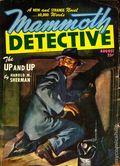 Mammoth Detective (1942-1947 Ziff Davis) Pulp Vol. 6 #8