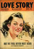 Love Story Magazine (1921-1954 Street and Smith/Popular) Pulp Vol. 164 #2
