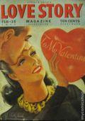 Love Story Magazine (1921-1947 Street & Smith) Pulp 1st Series Vol. 166 #1
