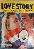 Love Story Magazine (1921-1947 Street & Smith) Pulp 1st Series Vol. 166 #2