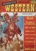 Mammoth Western Quarterly (1948-1951 Ziff Davis) Pulp Vol. 1 #1