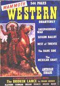 Mammoth Western Quarterly (1948-1951 Ziff Davis) Pulp Vol. 1 #3