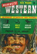 Mammoth Western Quarterly (1948-1951 Ziff Davis) Pulp Vol. 2 #2