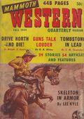 Mammoth Western Quarterly (1948-1951 Ziff Davis) Pulp Vol. 2 #3