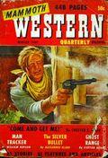 Mammoth Western Quarterly (1948-1951 Ziff Davis) Pulp Vol. 2 #4