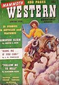 Mammoth Western Quarterly (1948-1951 Ziff Davis) Pulp Vol. 3 #1