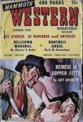 Mammoth Western Quarterly (1948-1951 Ziff Davis) Pulp Vol. 3 #2
