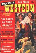 Mammoth Western Quarterly (1948-1951 Ziff Davis) Pulp Vol. 3 #4