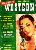 Mammoth Western Quarterly (1948-1951 Ziff Davis) Pulp Vol. 4 #1