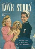 Love Story Magazine (1921-1954 Street and Smith/Popular) Pulp Vol. 188 #2