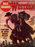 Max Brand's Western Magazine (1949-1954 Popular Publications) Pulp Vol. 1 #3