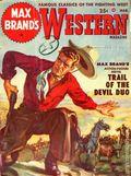 Max Brand's Western Magazine (1949-1954 Popular Publications) Pulp Vol. 1 #4