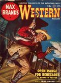 Max Brand's Western Magazine (1949-1954 Popular Publications) Pulp Vol. 2 #1