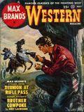 Max Brand's Western Magazine (1949-1954 Popular Publications) Pulp Vol. 2 #2