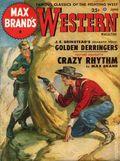 Max Brand's Western Magazine (1949-1954 Popular Publications) Pulp Vol. 2 #3
