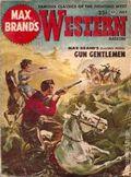 Max Brand's Western Magazine (1949-1954 Popular Publications) Pulp Vol. 2 #4