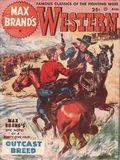 Max Brand's Western Magazine (1949-1954 Popular Publications) Pulp Vol. 3 #1