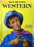 Max Brand's Western Magazine (1949-1954 Popular Publications) Pulp Vol. 3 #4