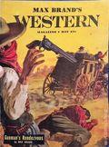Max Brand's Western Magazine (1949-1954 Popular Publications) Pulp Vol. 4 #3