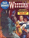 Max Brand's Western Magazine (1949-1954 Popular Publications) Pulp Vol. 4 #4