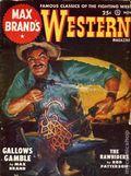 Max Brand's Western Magazine (1949-1954 Popular Publications) Pulp Vol. 5 #1