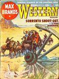 Max Brand's Western Magazine (1949-1954 Popular Publications) Pulp Vol. 5 #2