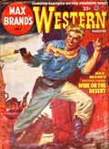 Max Brand's Western Magazine (1949-1954 Popular Publications) Pulp Vol. 5 #4