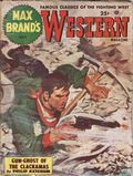 Max Brand's Western Magazine (1949-1954 Popular Publications) Vol. 6 #1