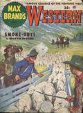 Max Brand's Western Magazine (1949-1954 Popular Publications) Pulp Vol. 6 #3