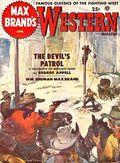 Max Brand's Western Magazine (1949-1954 Popular Publications) Pulp Vol. 6 #4
