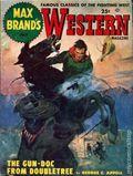 Max Brand's Western Magazine (1949-1954 Popular Publications) Pulp Vol. 7 #3