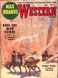 Max Brand's Western Magazine (1949-1954 Popular Publications) Pulp Vol. 7 #4