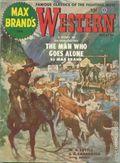 Max Brand's Western Magazine (1949-1954 Popular Publications) Pulp Vol. 8 #2