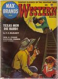 Max Brand's Western Magazine (1949-1954 Popular Publications) Pulp Vol. 8 #3